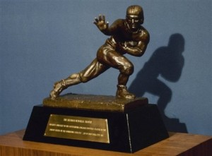Heisman Trophy Finalists Football