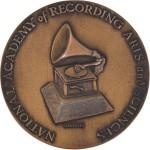 1971 Grammy Medallion