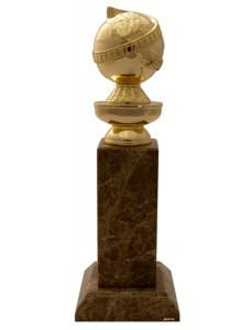Golden Globe Statue
